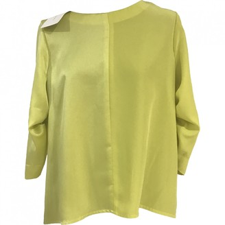Sandra Weil Yellow Top for Women