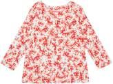 Joules Baby Girls Ditsy Floral Long Sleeve T-Shirt