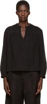 Etoile Isabel Marant Black Alican Blouse