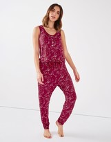 Lipsy All Over Star Print Jumpsuit