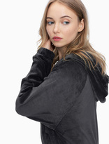 Splendid Velour Active Wedge Jacket