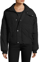 Free People Women's Slouchy Cropped Puffer Jacket