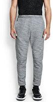 Lands' End Men's Speed Training Pants-Steel Gray Heather