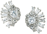 Carolee Cluster Clip-On Earrings