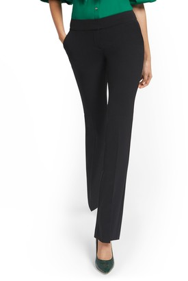 New York & Co. Tall Straight-Leg Pant - Double Stretch