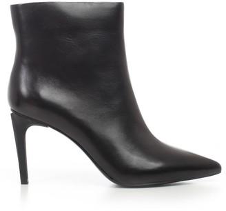 Ash Ankle Boots Heel 7 Leather