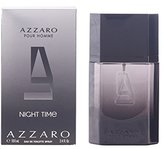 Azzaro Loris Pour Homme Night Time Eau de Toilette Spray for Men, 3.4 Ounce
