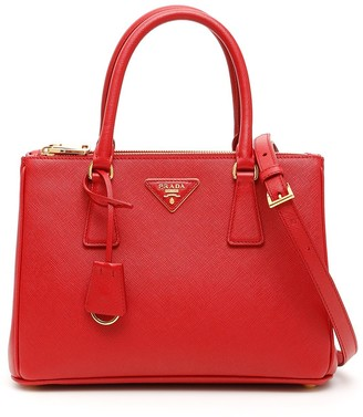 Prada Medium Galleria Top Handle Tote Bag