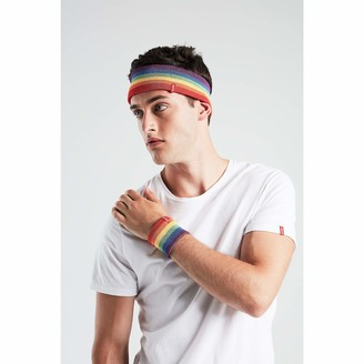 Levi's Men's Pride Headband/Cuff Giftset Hat