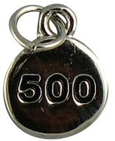 Totally Stroked 500' Yards Individual Charm 8130412