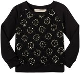 Cupcakes & Pastries Knit Sweatshirt (Toddler/Kid) - Black-10