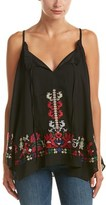 VOOM by Joy Han VOOM BY JOYHAN Fayme Cami Top.