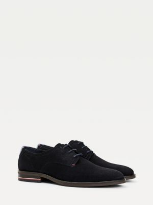 Tommy Hilfiger Signature Detail Suede Shoes
