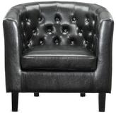 Modway Cheer Button Armchair