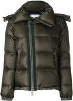 Sacai padded coat