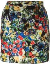 Roseanna floral print skirt