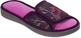 Dearfoams Women's Active Mesh Indoor/Outdoor Slipper