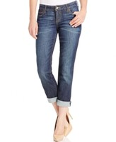KUT from the Kloth Petite Catherine Boyfriend Jeans, A Macy's Exclusive