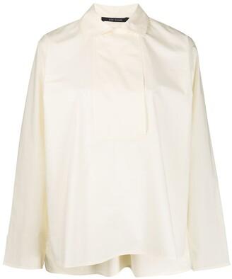 Sofie D'hoore Dropped Shoulder Poplin Shirt