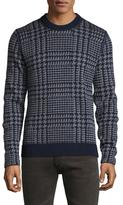 Diesel Black Gold Kandido-Pidiga Wool Sweater