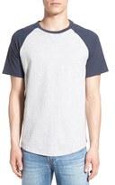 Tailor Vintage Short Sleeve Baseball T-Shirt