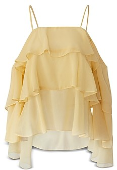 BCBGeneration Tiered Cami Top