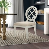Tommy Bahama Ivory Key Solid Wood Dining Chair Home