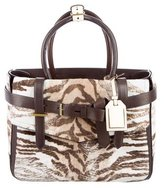Reed Krakoff Ponyhair Boxer I Tote