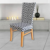 Sure Fit Statement Prints Tribal Dining Chair Cover