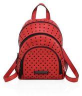 KENDALL + KYLIE Sloane Mini Studded Leather Backpack