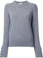 Michael Kors cashmere crew neck jumper - women - Cashmere - M