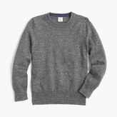 J.Crew Boys' cotton crewneck sweater