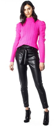 Singer22 ISABELLA CABLE KNIT SWEATER