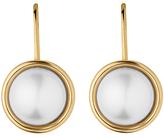 Dyrberg/Kern Dyrberg Kern French Hook Faux Pearl Drop Earrings