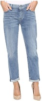 7 For All Mankind Josefina in Gold Coast Waves Women's Jeans