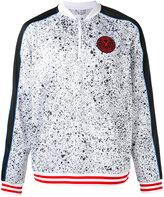 Puma splatter print sweatshirt - men - Polyester - XL