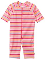 I Play Girls' One Piece Zip Sunsuit (3mos3T) - 8127891