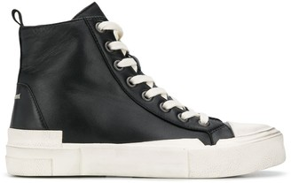 Ash Ghibly high-top trainers