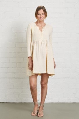 Maternity Gauze Rocio Dress
