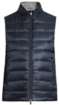 Herno Quilted Down Gilet
