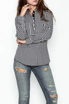 Jade Gingham Shirt