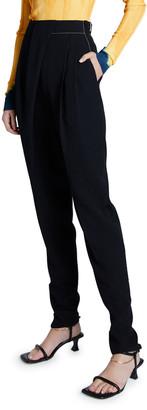 Proenza Schouler Lightweight Draped Pants