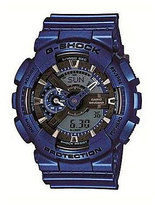 G-Shock Blue Metallic Ana/Digi Watch