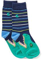 Joules Little Boys Dino Socks