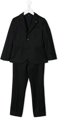 Emporio Armani Kids Classic Two-Piece Suit