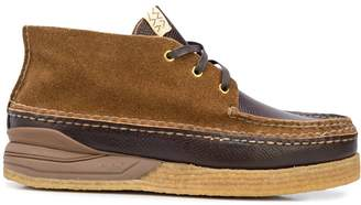 Visvim lace-up ankle boots