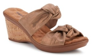 Walking Cradles Louisa Wedge Sandal Women's Shoes