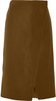 Jason Wu Wool wrap skirt