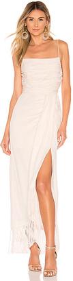 L'Academie The Nanette Midi Dress