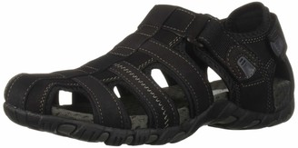 Nunn Bush Men's Rio Bravo Fisherman Closed Toe Outdoor Sandal